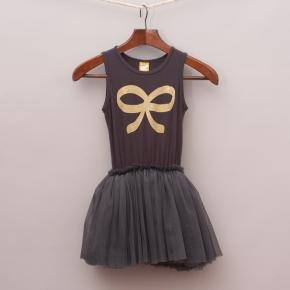 Rock Your Kid Bow Dress