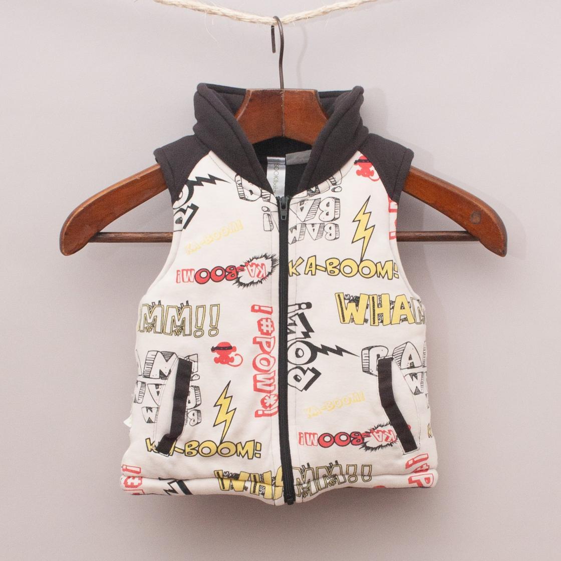 Sooki Baby Printed Vest
