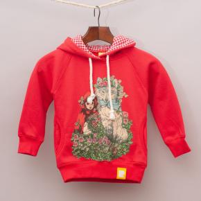 Rock Your Kid Red Riding Hood Jumper