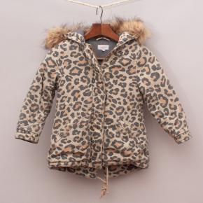 Seed Leopard Jacket