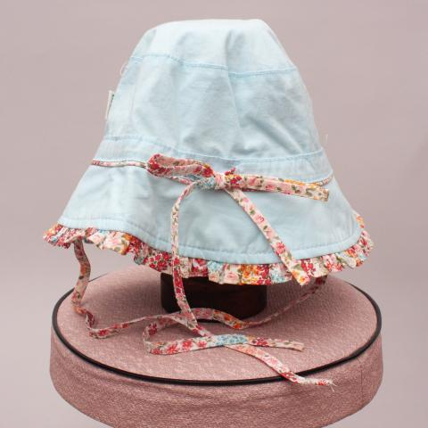 Toshi Floral Hat - S