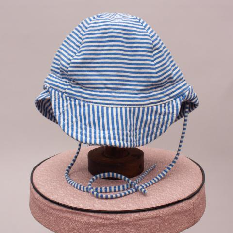 Toshi Striped Hat - S