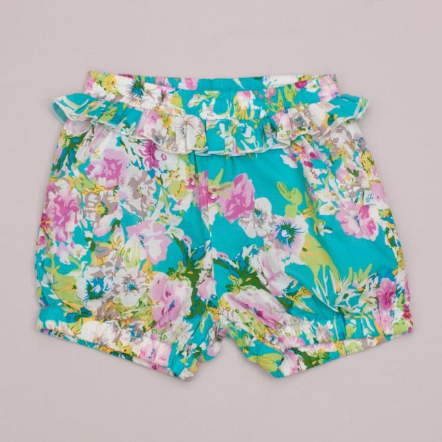 Alex & Ant Floral Shorts