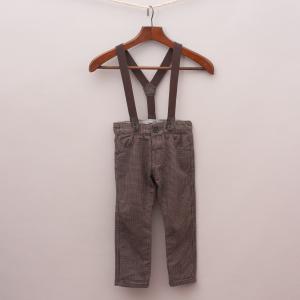 Zara Houndstooth Pants