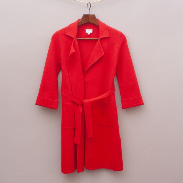 Witchery Red Coat