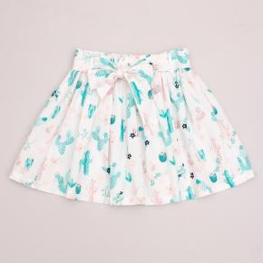 Country Road Cactus Skirt