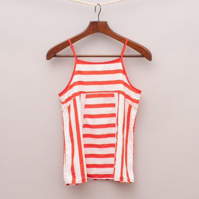 DPam Striped Singlet