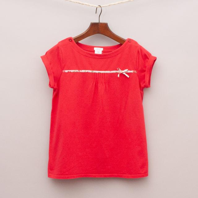 Jacadi Red T-Shirt