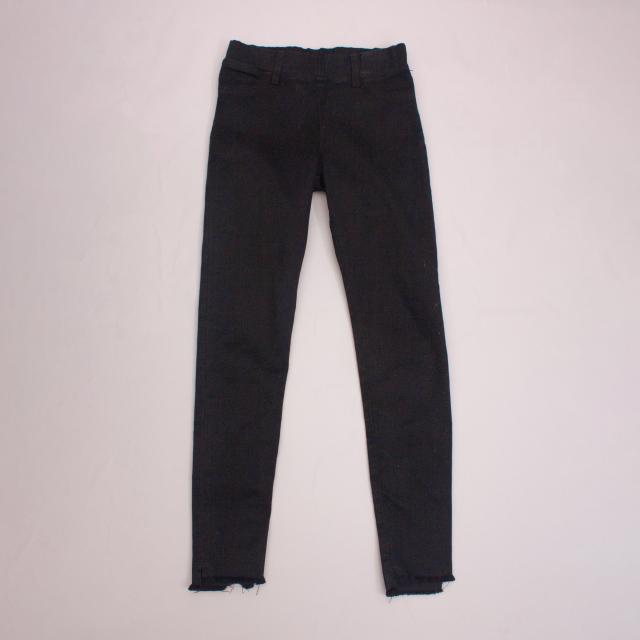 Gelati Jeans Black Pants