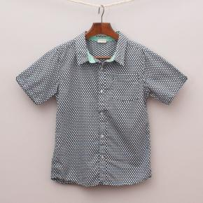 Milky Short Sleeve Shirt