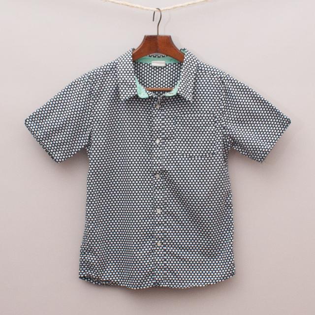 Milky Short Sleeve Shirt