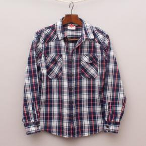 Lee Cooper Plaid Shirt