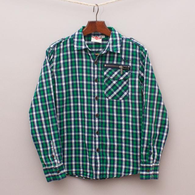 Lee Cooper Check Shirt