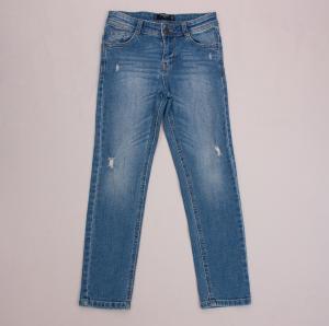 Mango Distressed Jeans