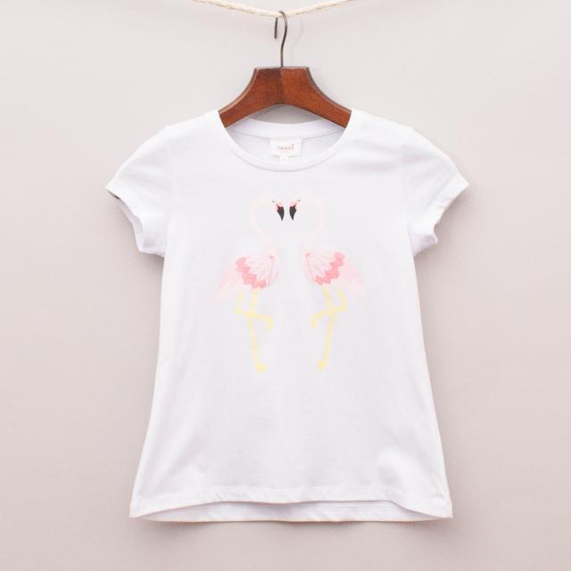 "Seed Flamingo T-Shirt ""Brand New"""