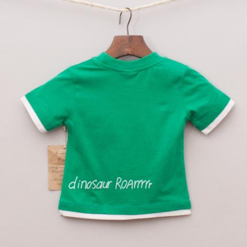 "Innocent Prints Dinosaur T-Shirt ""Brand New"""