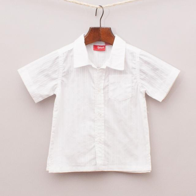 "Sprout White Shirt ""Brand New"""