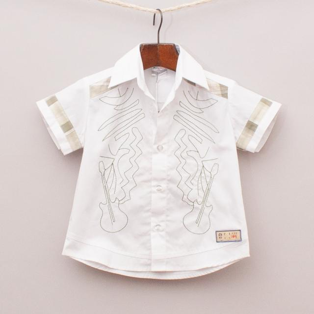 "Jack & Milly Detailed Shirt ""Brand New"""