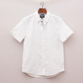 Indie Linen/Cotton Patterned Shirt