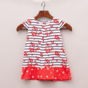 Beebay Nautical Dress