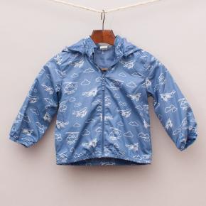 H&M Aeroplane Jacket