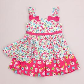 Nannette Floral Dress