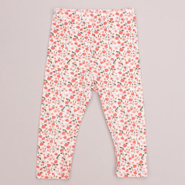 Old Navy Floral Leggings
