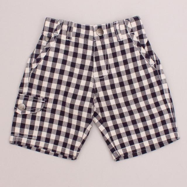 "Fred Bare Check Short ""Brand New"""