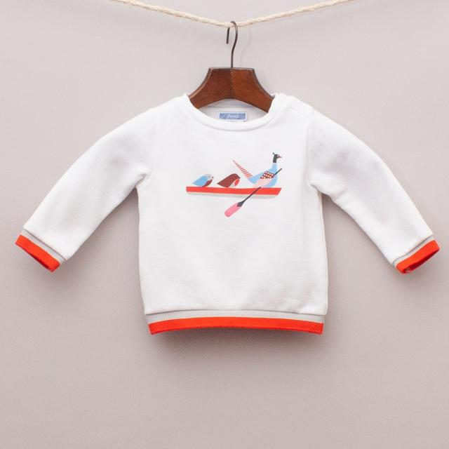 Jacadi Bird Jumper