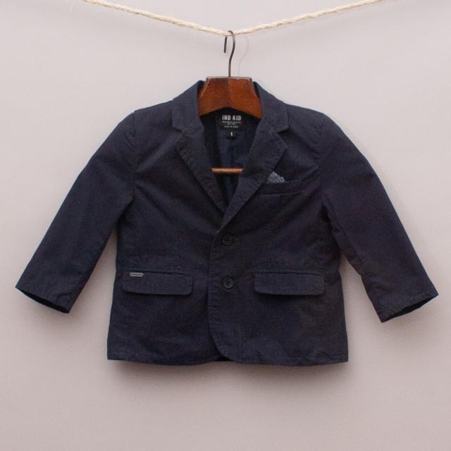 Indie Navy Blue Blazer