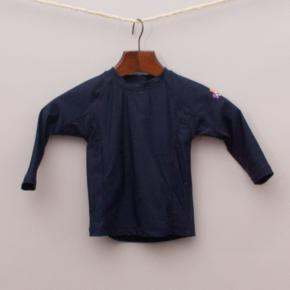 Little Toggs Blue Rash Vest