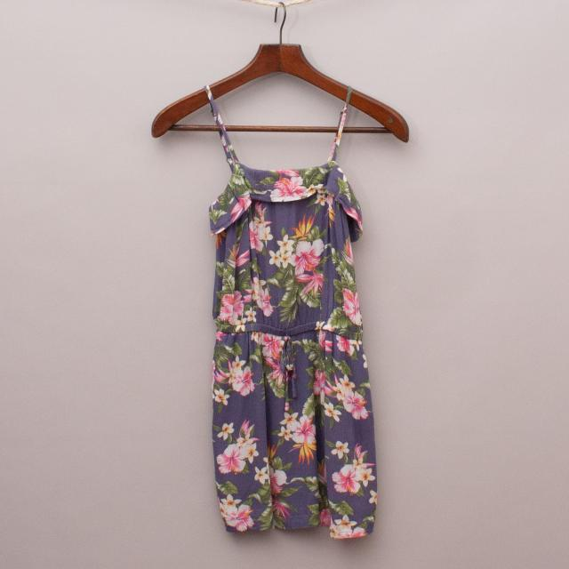 Original Marines Floral Dress