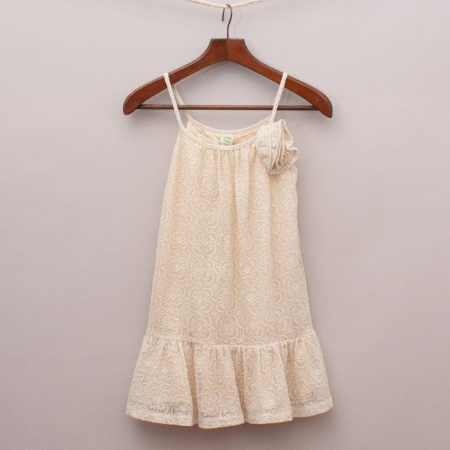 Fiona Scanlan Metallic Dress