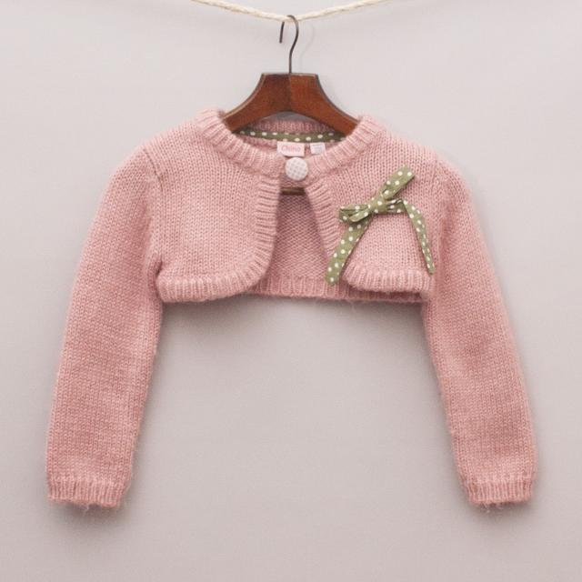 Chino Knitted Cardigan