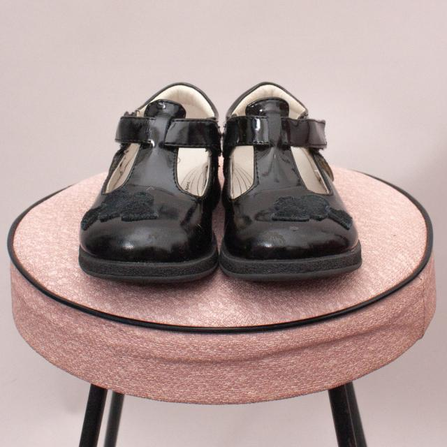 Gro-Shu Patent Shoes - UK 6