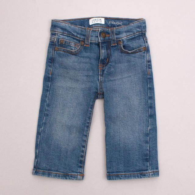 Jack Denim Distressed Jeans