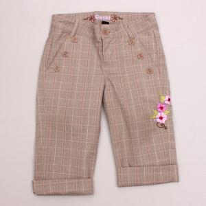 Guess Plaid Pants
