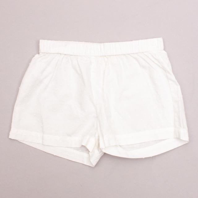 Country Road White Shorts