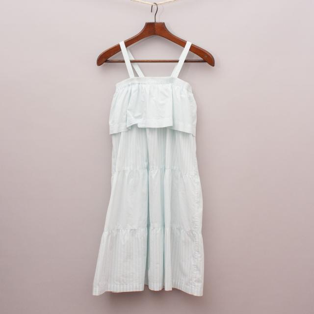 Country Road Pinstripe Dress