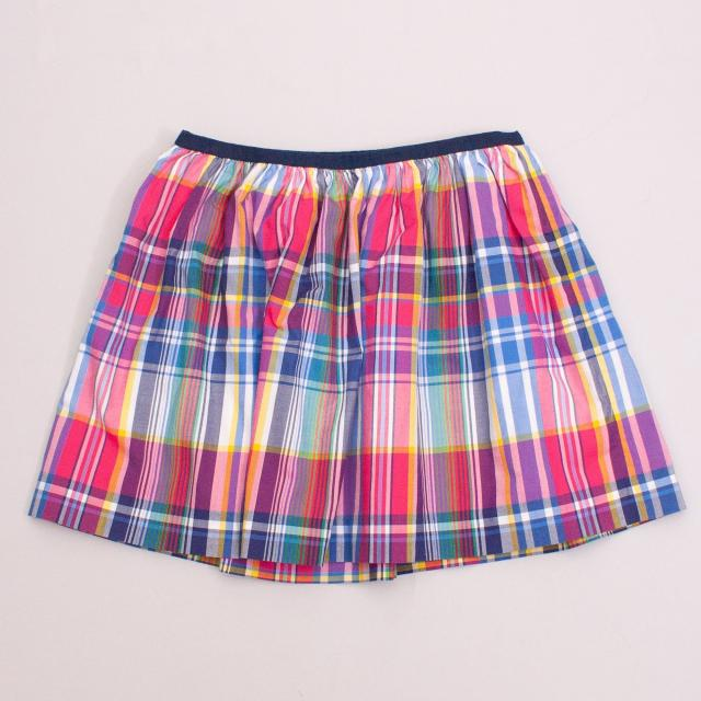 Ralph Lauren Plaid Skirt
