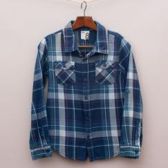 "Cotton On Plaid Shirt ""Brand New"""