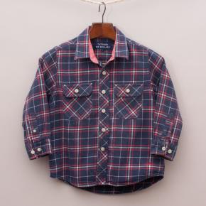 RB Sellers Plaid Shirt