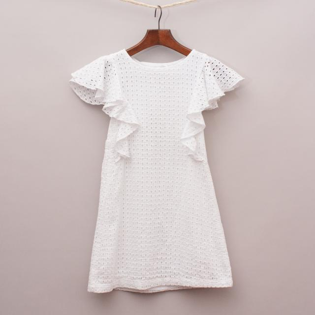 Cotton On Broderie Anglaise Dress