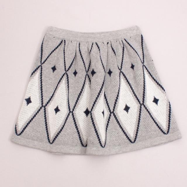 Seed Knit Skirt