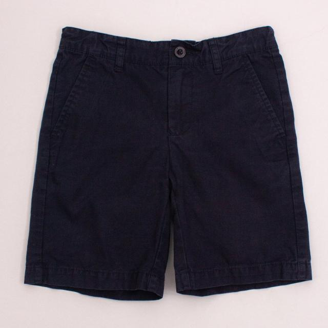 David Jones Navy Blue Shorts