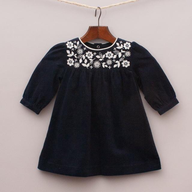 "Papoose Corduroy Dress ""Brand New"""