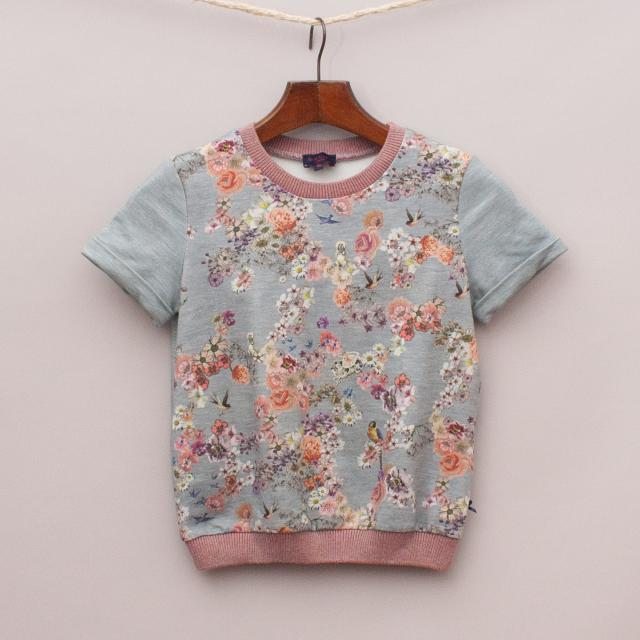 Paul Smith Floral Top