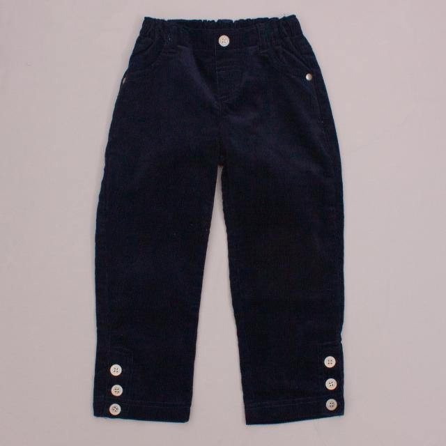 "Papoose Corduroy Pants ""Brand New"""