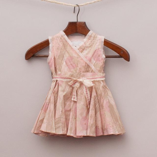 Minihaha Pastel Dress