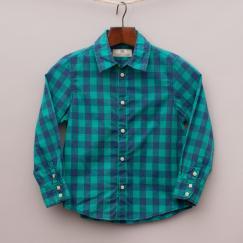 Scotch Shrunk Check Shirt